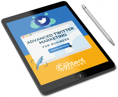 The Advanced Twitter Marketing for Business Guide