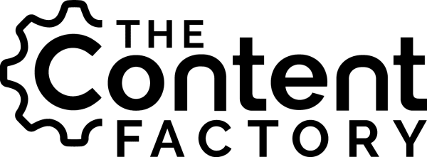 The Content Factory Logo