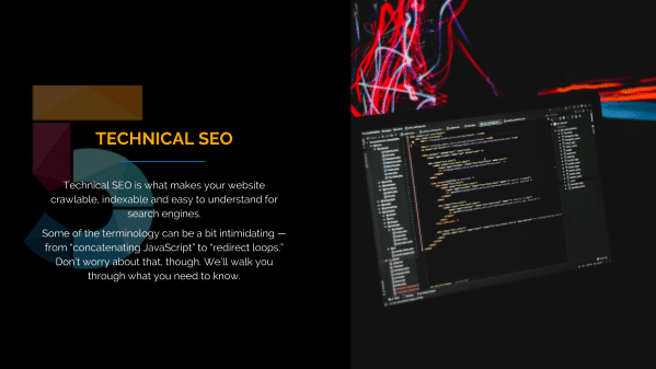 SEO Training Lesson 5: Technical SEO