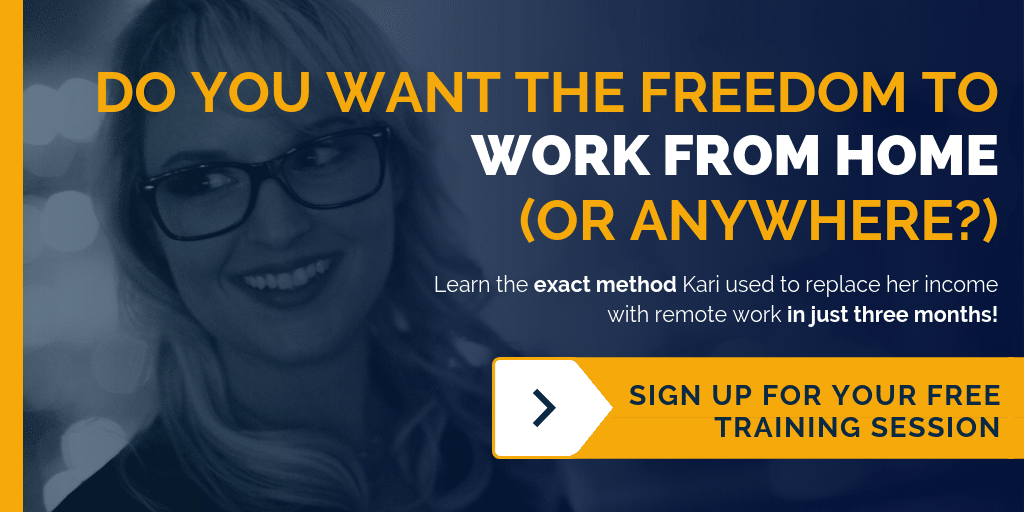 Free Webinar: How to Untether Your Life and Work From Home (Or Anywhere)