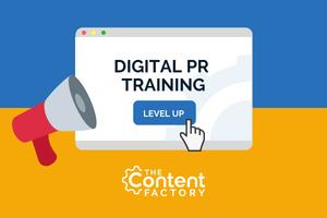 Online Digital PR Training