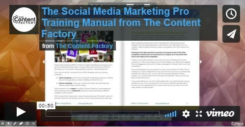 The Social Media Marketing Pro Training Manual