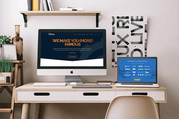 Website Design and Rebranding Strategy